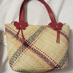 Lot of 4 Etiette Aigner Butterfly bags
